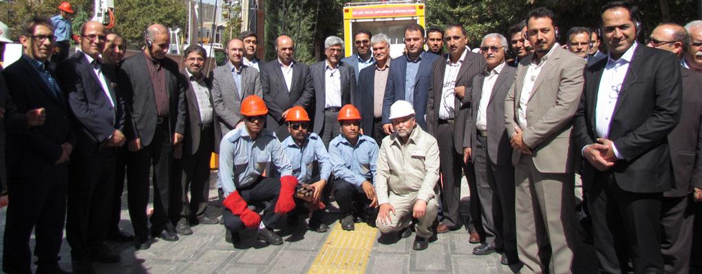 جلسه هیئت مدیره کانون انجمن های صنفی پیمانکاران برق کشور مورخ ۶ و ۷ مهرماه